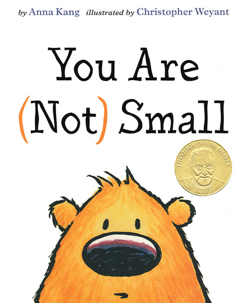 You are (not) Small book