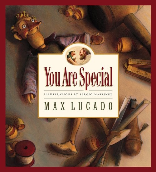 You Are Special book