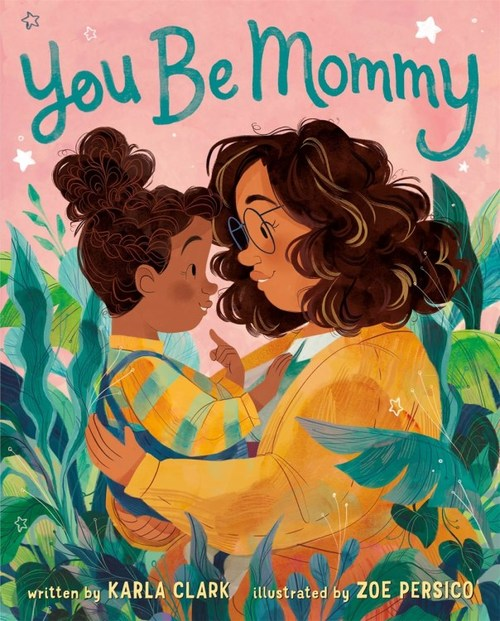 You Be Mommy book