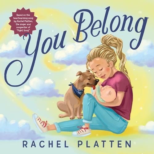 You Belong book