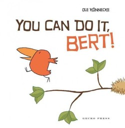 You Can Do It, Bert! book