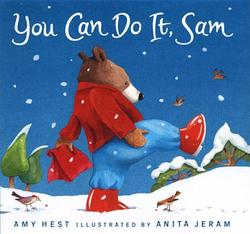 You Can Do It, Sam book