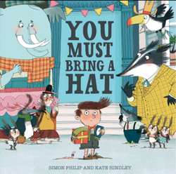 You Must Bring a Hat! book