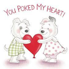 You Poked My Heart! book