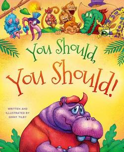 You Should, You Should! book