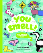 You Smell! book