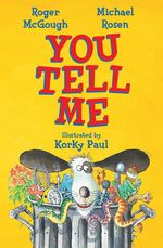 You Tell Me! book