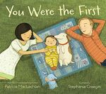 You Were the First book
