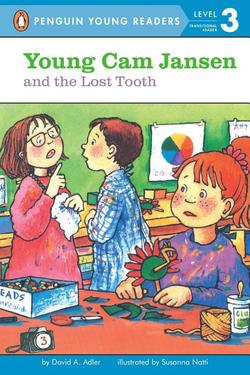 Young Cam Jansen and the Lost Tooth book