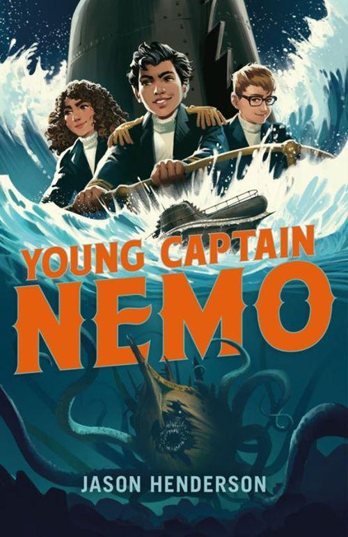 Young Captain Nemo book