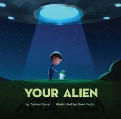 Your Alien book