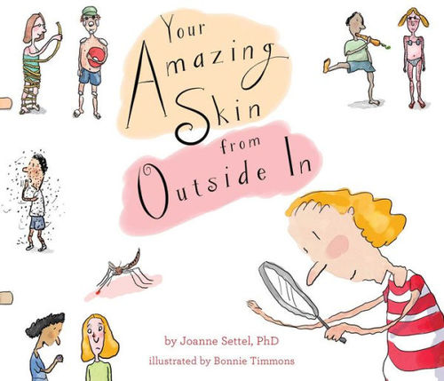 Your Amazing Skin from Outside In book