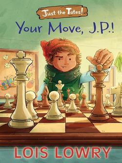 Your Move, J.P.! book