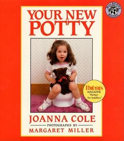 Your New Potty book