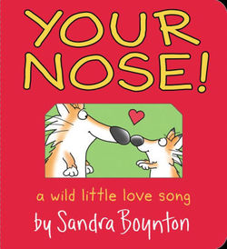 Your Nose! book