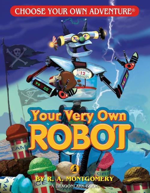 Your Very Own Robot Book