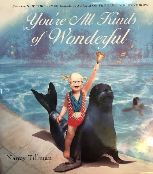 You're All Kinds of Wonderful book