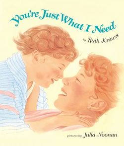 You're Just What I Need book