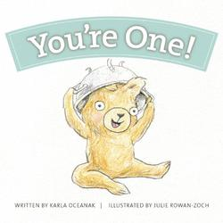 You're One! book
