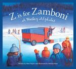 Z Is for Zamboni book