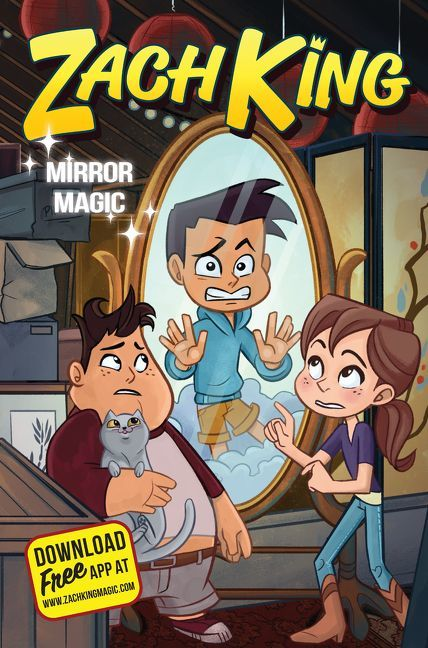 Zach King: Mirror Magic book