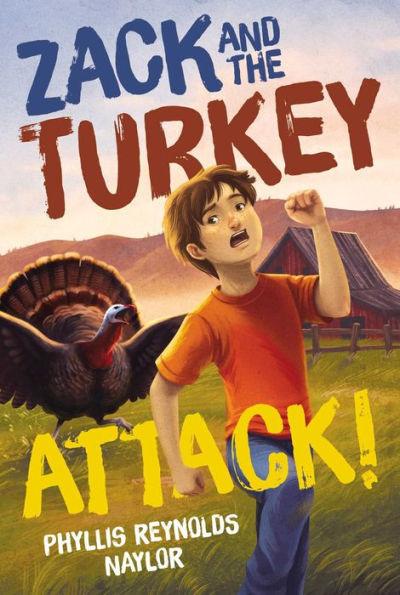 Zack and the Turkey Attack! book