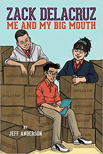 Zack Delacruz: Me and My Big Mouth book