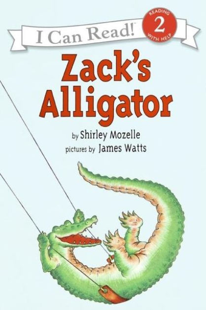 Zack's Alligator Book