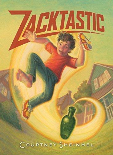 Zacktastic book