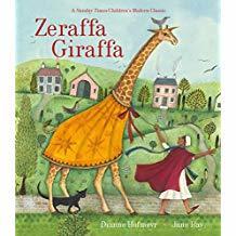 Zeraffa Giraffa book