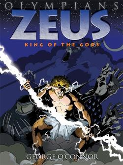 Zeus: King of the Gods book