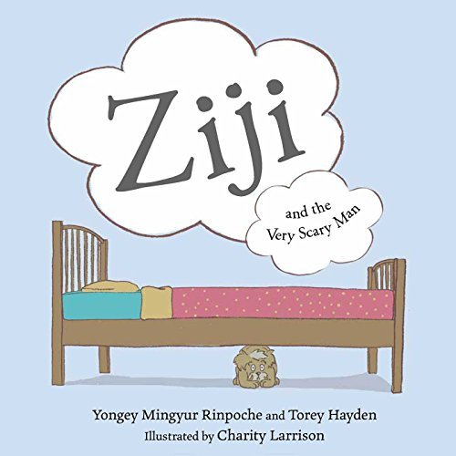 Ziji and the Very Scary Man book