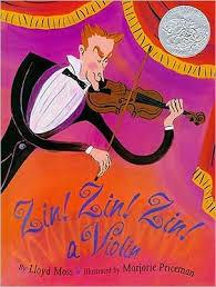 Zin! Zin! Zin! A Violin book