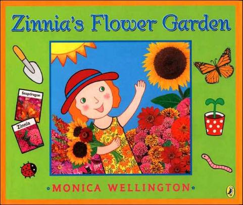 Zinnia's Flower Garden book