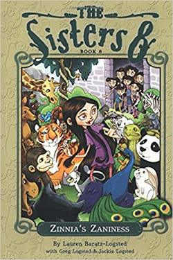 Zinnia's Zaniness book
