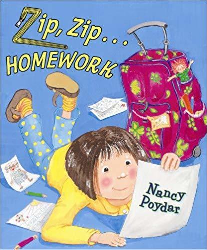 Zip, Zip…Homework! book