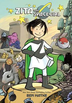 Zita the Spacegirl book
