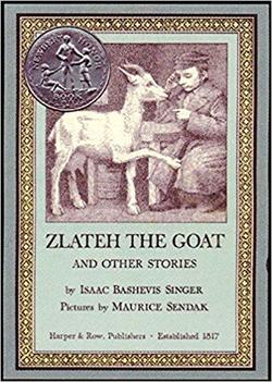 Zlateh the Goat and Other Stories book