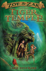 Zoe and Zak and the Tiger Temple book