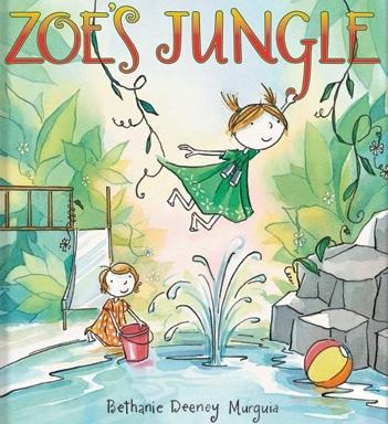 Zoe's Jungle book