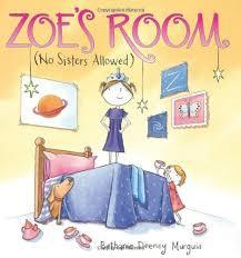 Zoe's Room (no Sisters Allowed) book