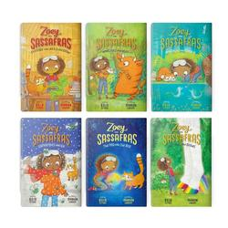 Zoey and Sassafras Books 1-6 Pack book