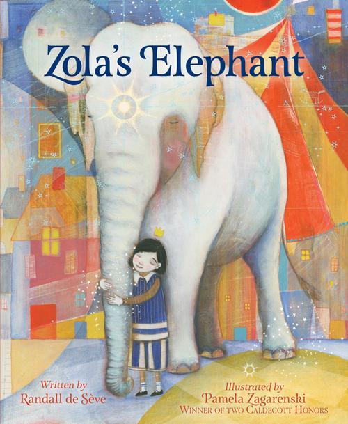 Zola's Elephant book