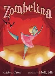 Zombelina book