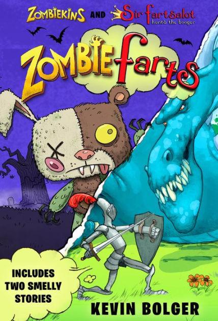 Zombiefarts book