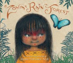 Zonia's Rain Forest book