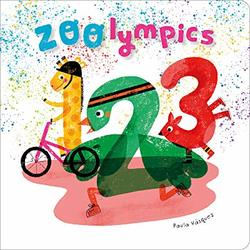 Zoolympics book