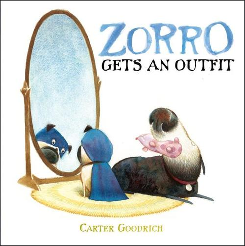 Zorro Gets an Outfit book