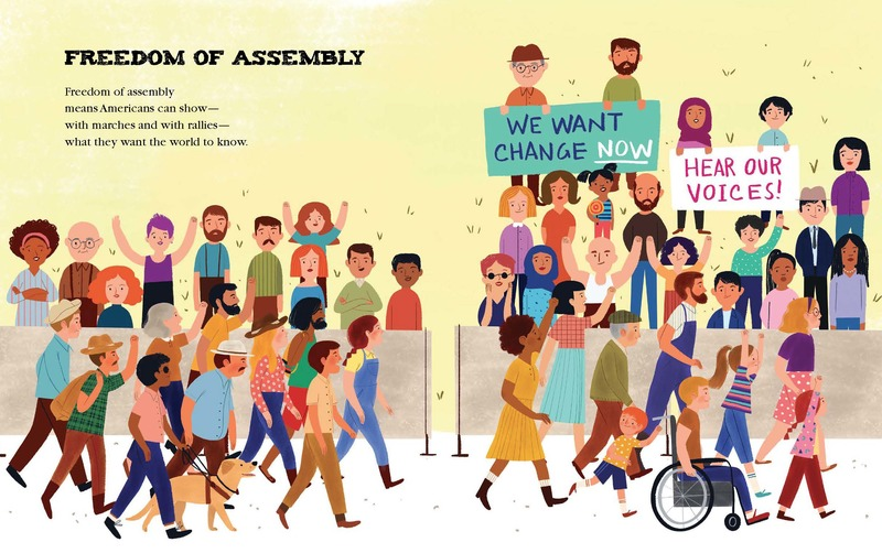 The Right to Peaceful Assembly