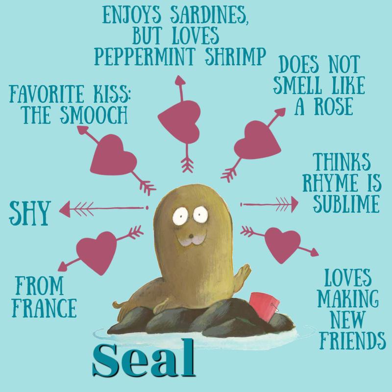 A peek at Seal